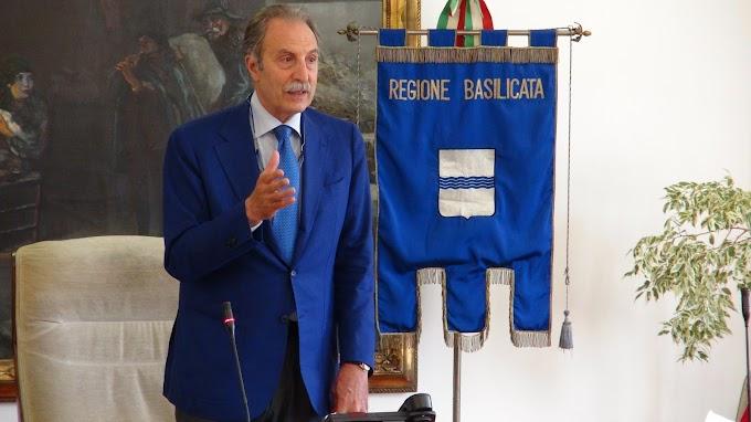 25 aprile: messaggio del presidente Bardi