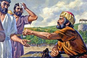los obreros de la viña parabola de jesus