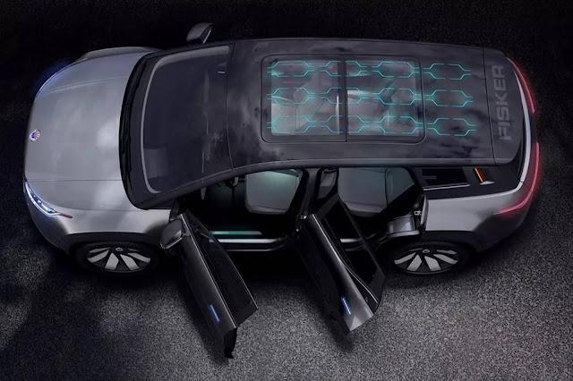 Fisker-Ocean - SUV elétrico