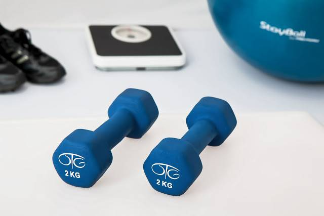 Latihan untuk menurunkan Berat Badan