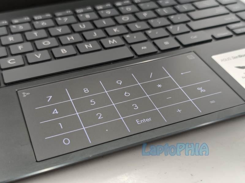 Desain Asus Zenbook 13 UX325JA