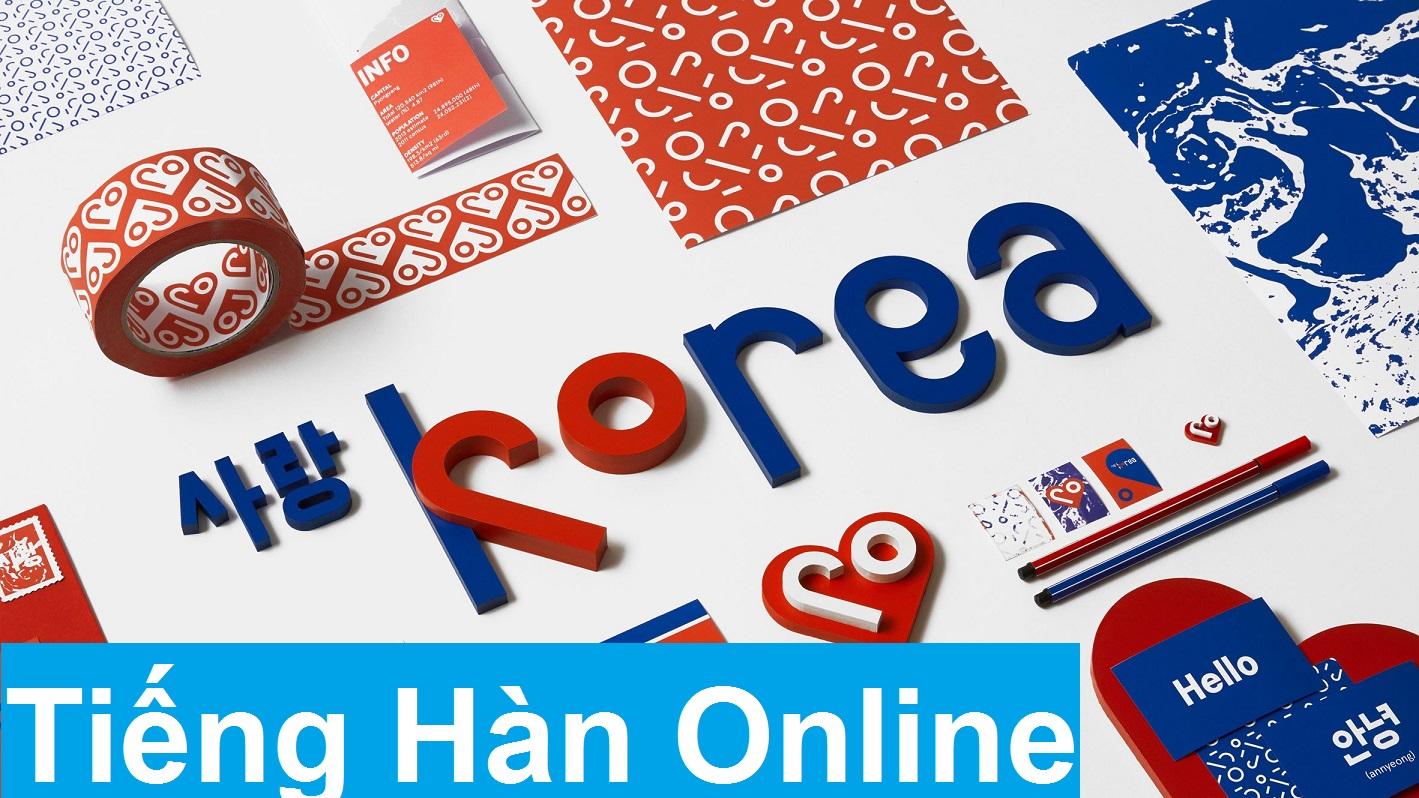Share Khóa Học Tiếng Hàn Online