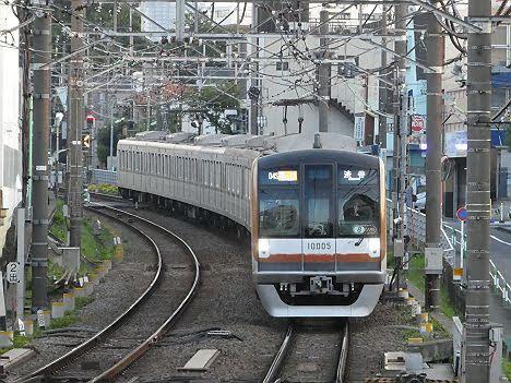 【速報】10000系10105Fの急行 渋谷行き目撃!