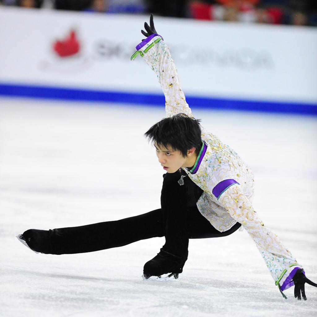 ICE STYLE.....Skate Canada International 2015: Men and Ladies | Nick Verreos