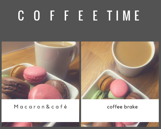 kahvihetki macaron