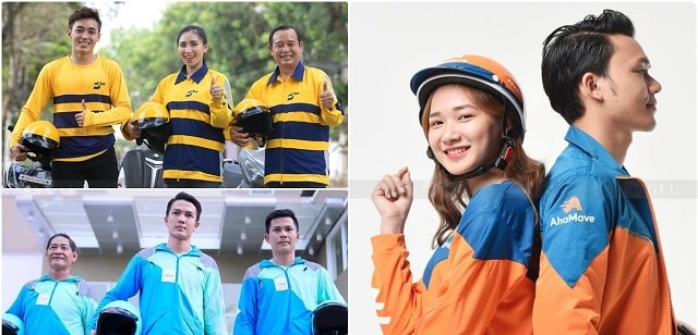 Áo đồng phục mùa đông như một kênh marketing để quảng bá thương hiệu