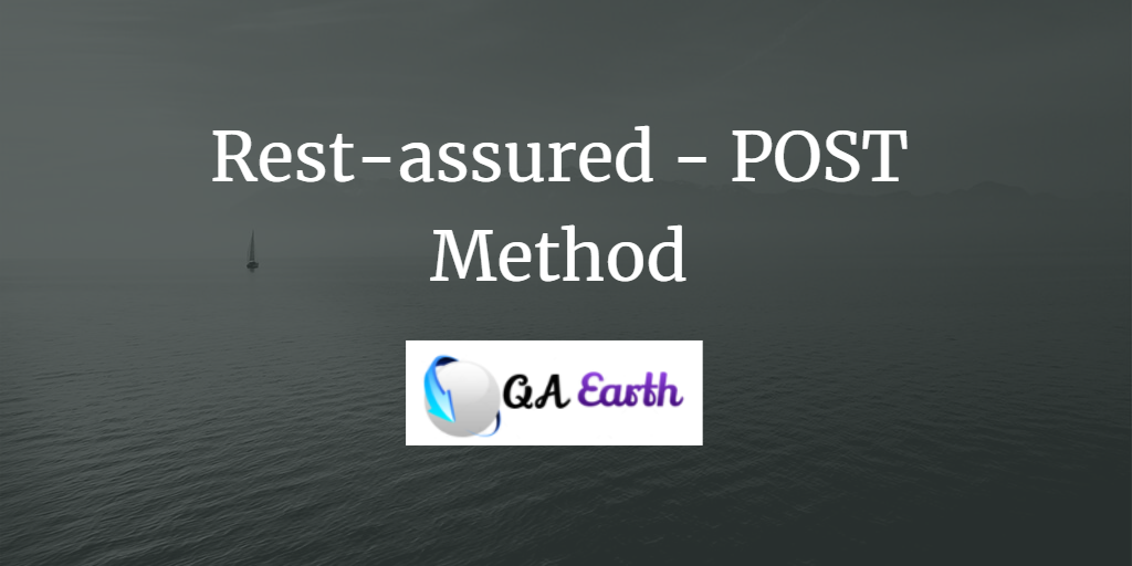 Rest API Automation in Java - Post Method