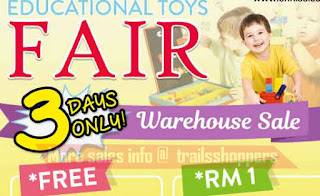 Onniso Educational Toys Warehouse Sale 2017