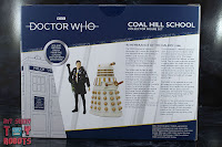 Doctor Who Coal Hill School Set Box 02