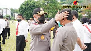 Wakapolda Jateng : Pastikan Personel Pengamanan Pilkada Benar Benar Sehat