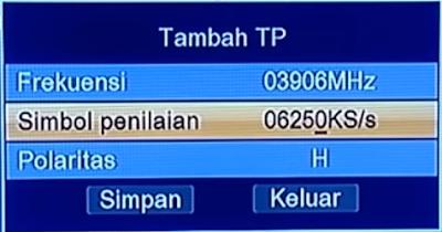 Frekuensi Trans7 Trans TV Terbaru 9 April 2021