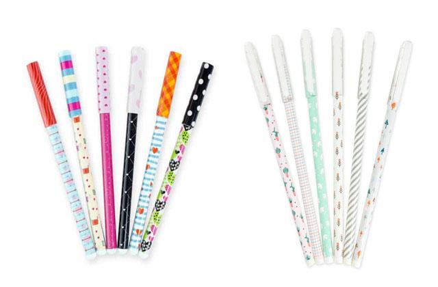 onde comprar canetas com estampas fofas