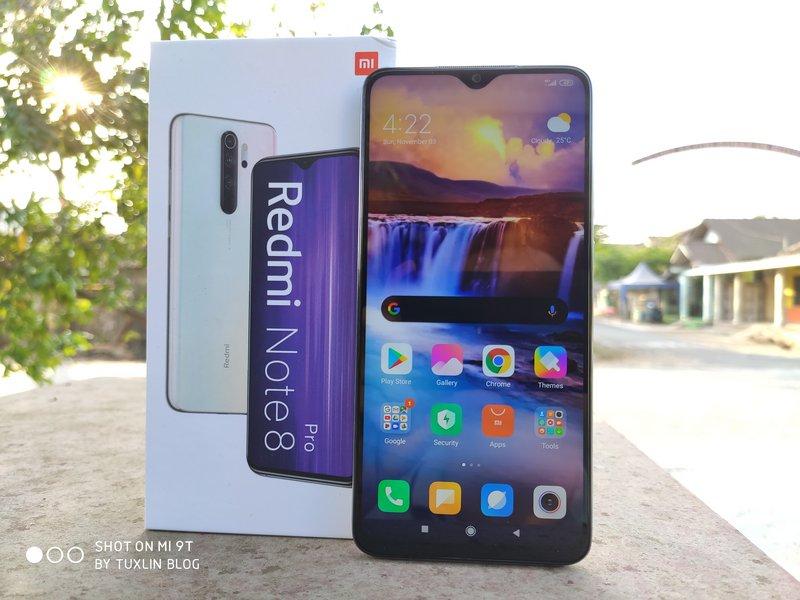 Review Xiaomi Redmi Note 8 Pro