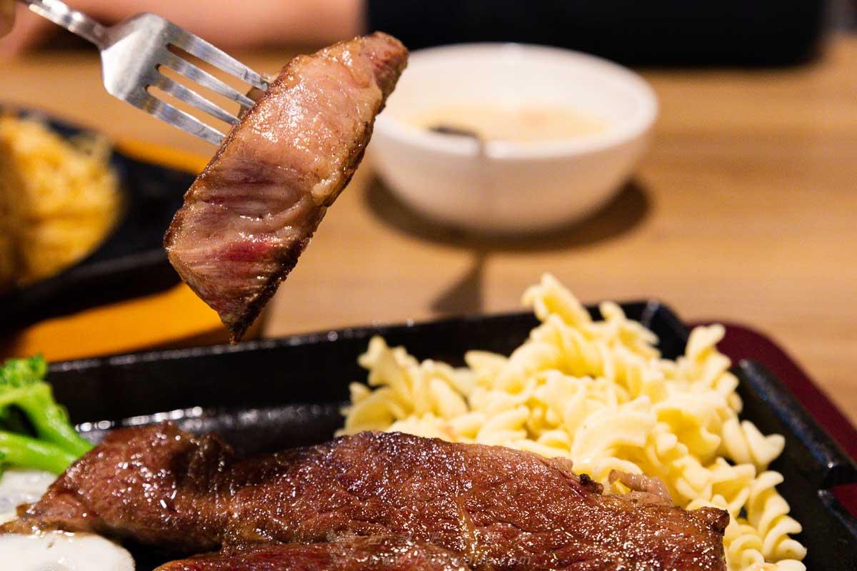 紅吱吱牛排館