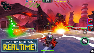 Battle Bay Mod Apk Terbaru Latest