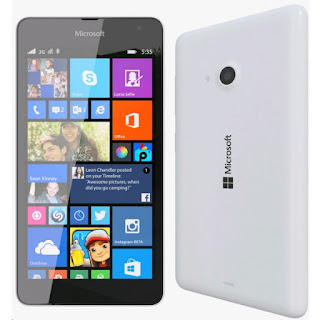 Lumia 640 XL di Microsoft