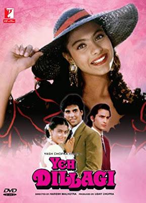 Yeh Dillagi 1994 Hindi 720p WEB-DL 1.5GB