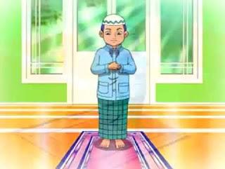 yaitu shalat sunnah yang sangat dianjurkan untuk dilaksanakan sebelum atau sehabis  Niat Shalat Sunnah Rawatib Muakkad
