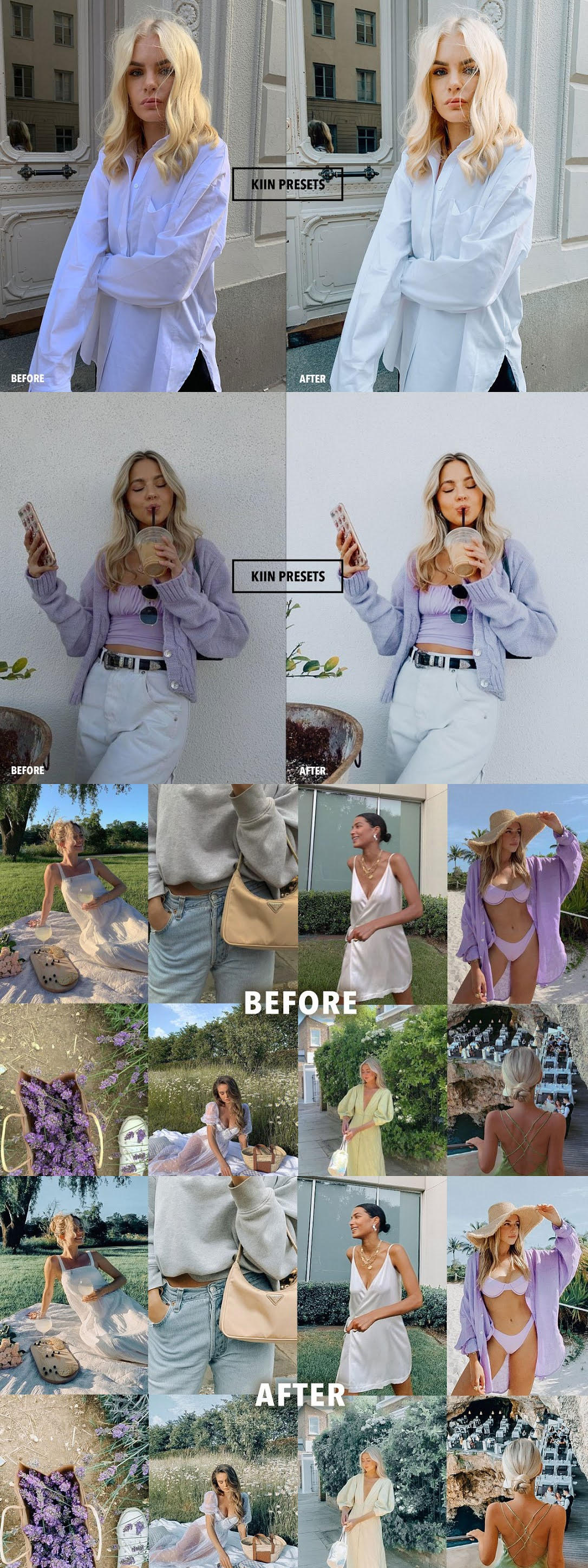 Lilac Mint Lightroom Presets 5247739