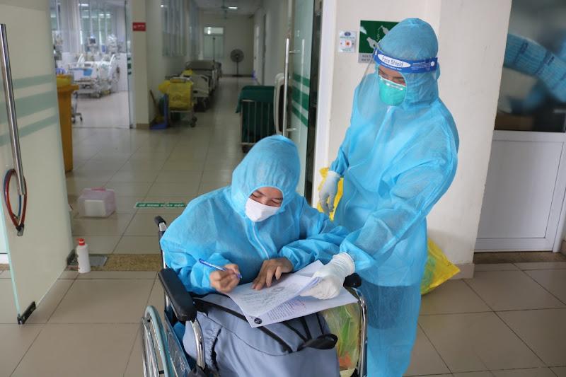 Toàn tỉnh có 825 người được điều trị khỏi Covid-19, đã tiêm 183.903 mũi vắc xin