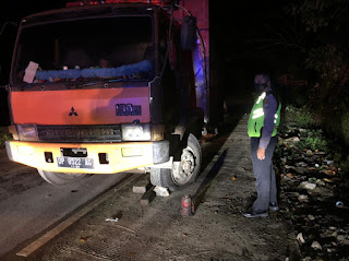 Kecelakaan Maut di Jalur Trans Sulawesi, 1 Orang Meninggal Ditempat
