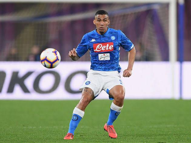 Allan to Everton almost done - Napoli Chief