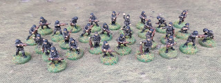 15mm German infantry