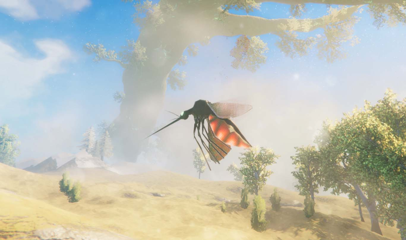 Valheim. How to defeat the Death Mosquito?