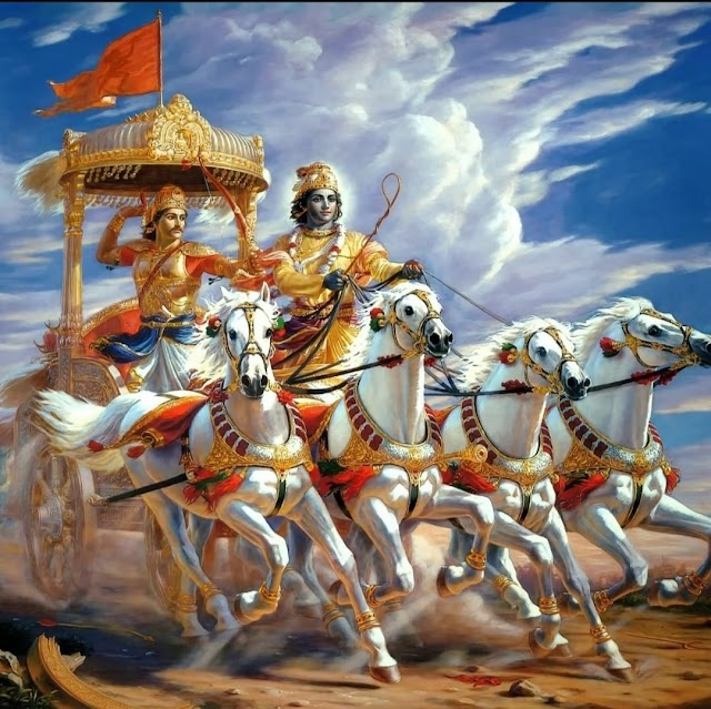 Importance of Shrimad Bhagwad Geeta in Daily life you should know!