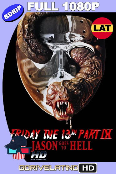 Viernes 13 Parte 9: Jason se va al Infierno (1993) BDRip 1080p Latino-Ingles MKV