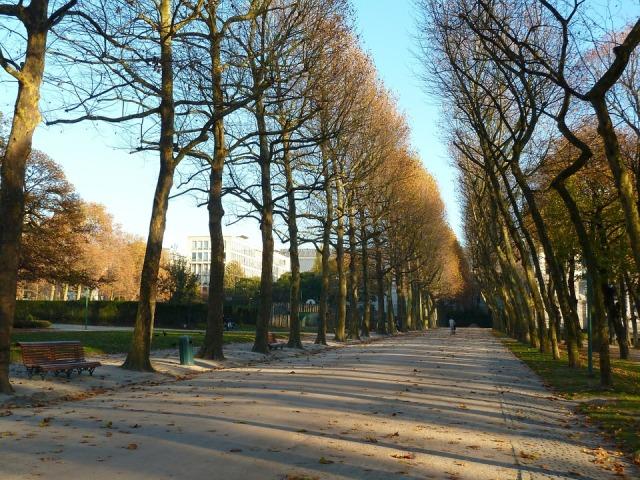 Sidewalk, Brussels