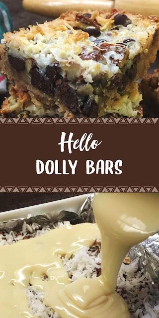 How To Make Hello Dolly Bars
