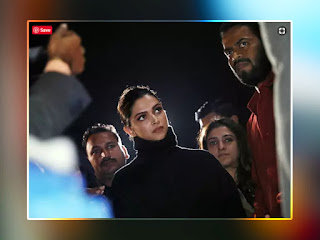 Deepika Padukone's JNU Visit