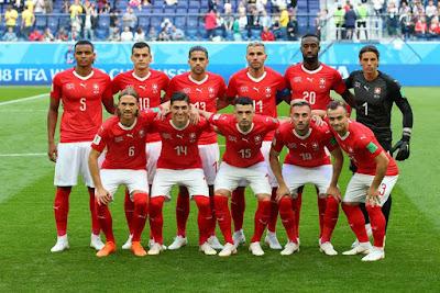 مشاهدة مباراة سويسرا وجبل طارق