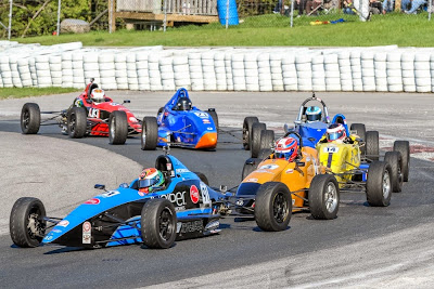 F1600 Press Release - Victoria Day SpeedFest at CTMP_Photo By Brian Graham