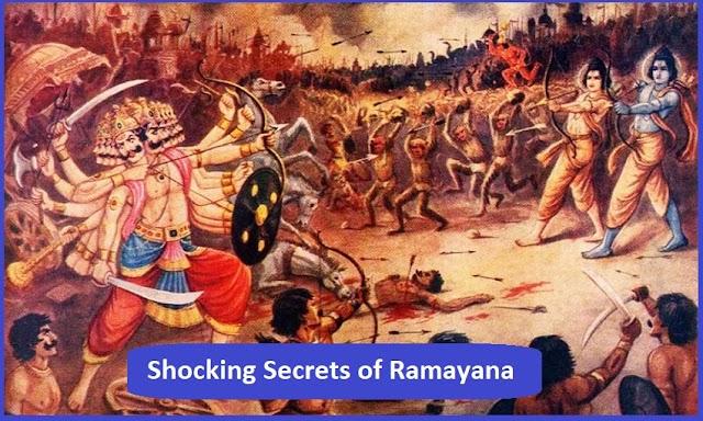 Shocking Secrets of Ramayana   Mystery of Ravana's death