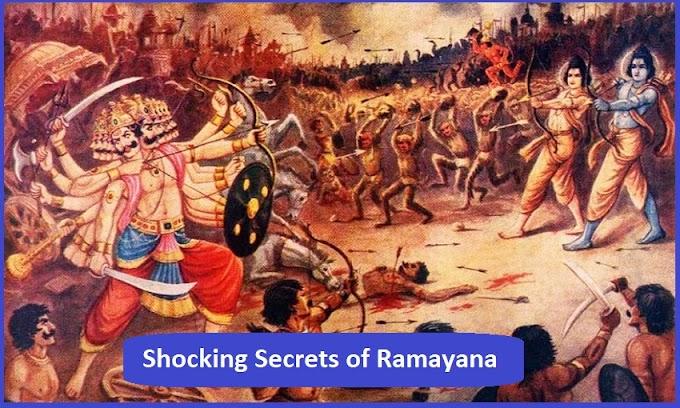 Shocking Secrets of Ramayana | Mystery of Ravana's death