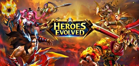 Heroes-Evolved