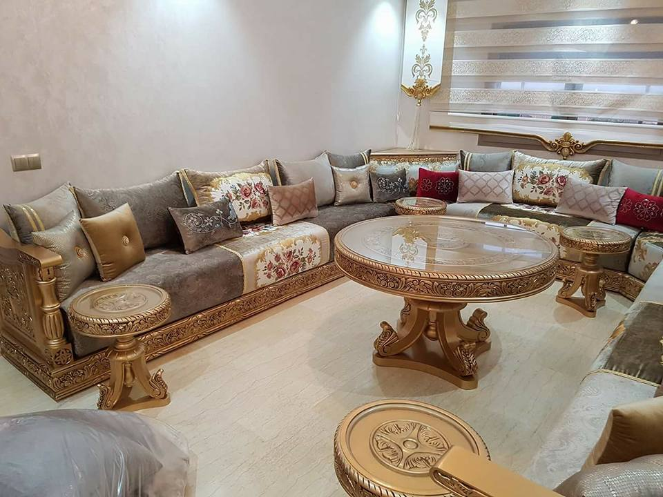 salon 2019 les plus belles images moderne - decorationmarocains