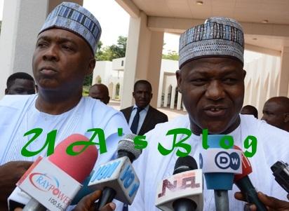 Saraki, Dogara charge APC NWC on unity, justice