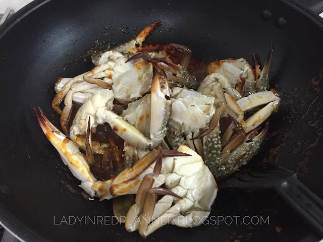 resepi ketam masak pedas ala thai mudah  sedap lady  red planner Resepi Sup Ayam Kiub Maggi Enak dan Mudah