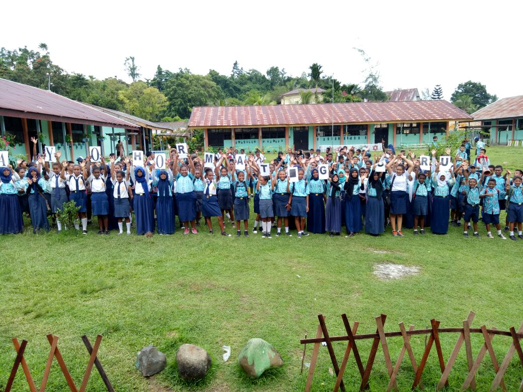 LDII Gelar Gerakan Hormati Guru di Wilayah Terpencil