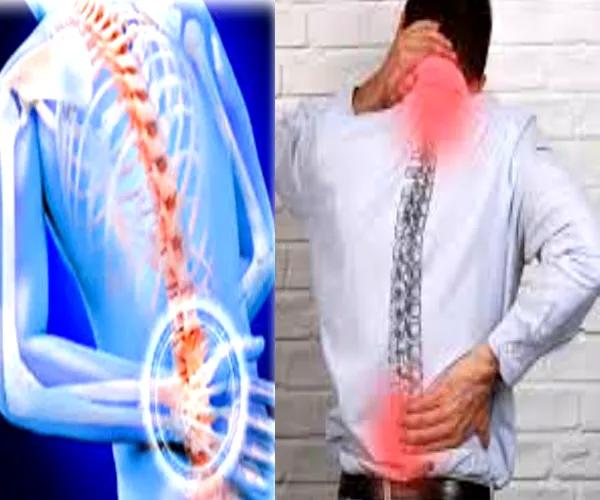 रीड की हड्डी में दर्द क्यों होता है