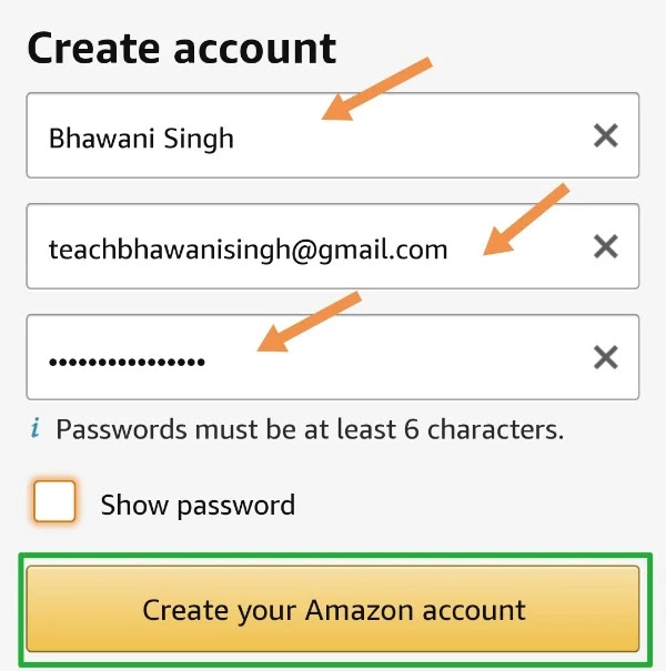 amazon affiliate account kaise banaye, amazon affiliate marketing