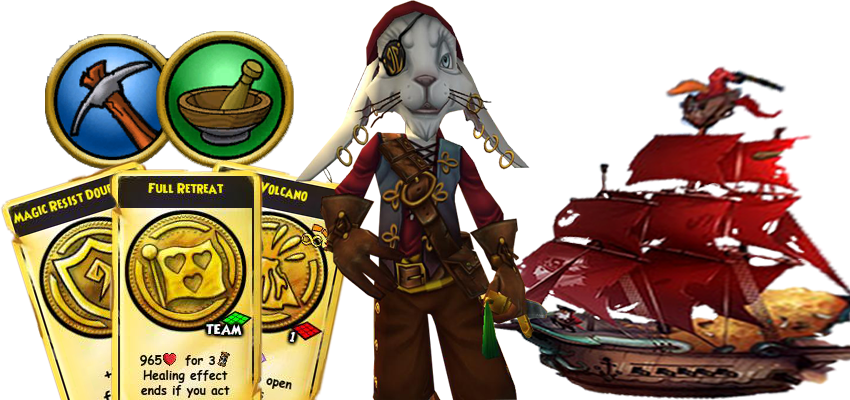 10 Things I Want Added to Pirate101 ~ Secrets of the Spiral