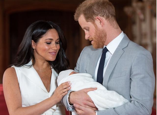 Nama putera kepada Putera Harry dan Meghan Markle | Apakah Maksudnya..