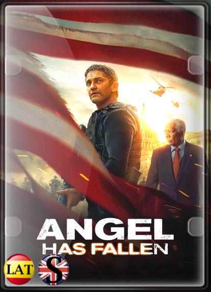Presidente Bajo Fuego (2019) HD 720P LATINO/INGLES