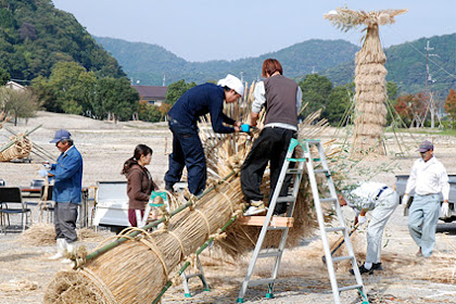 みんなで創る近江八幡松明祭り!テーマは「結び」