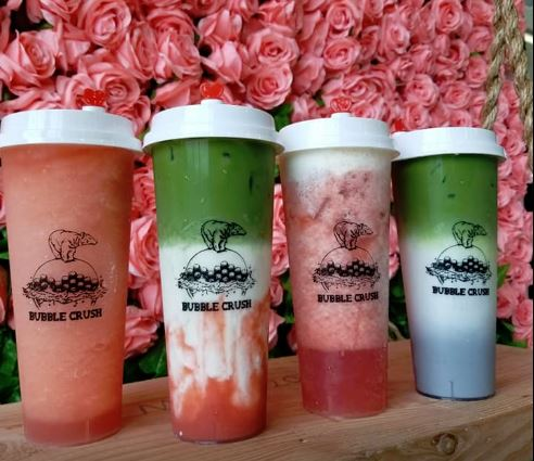 6/29 - 7/3 | Bubble Crush Grand Opens in Garden Grove with FREE DRINKS!