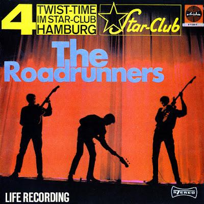 The Roadrunners - Twist Time im Star-Club Hamburg ( Ariola)